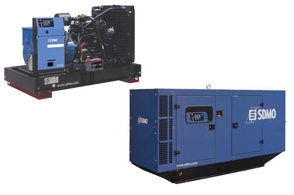Stromerzeuger SDMO D275