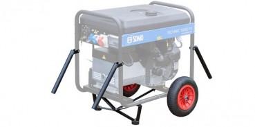 Radsatz RKB2 für SDMO Stromerzeuger
