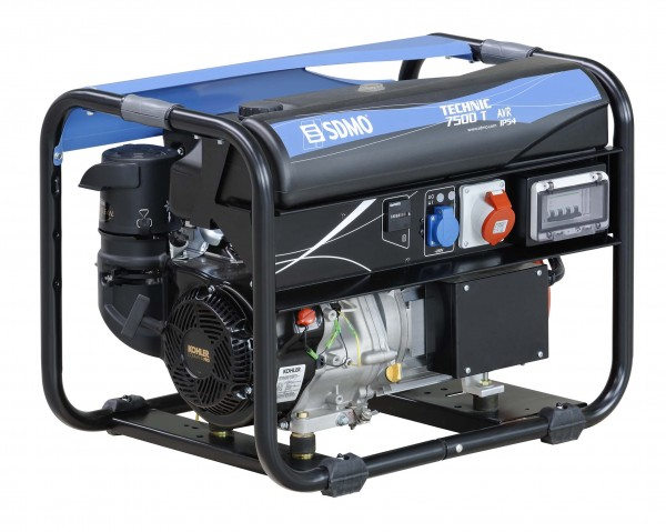 Stromerzeuger SDMO Technic 7500 T AVR - IP54