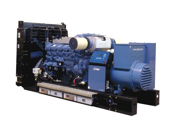 Stromerzeuger SDMO T1540