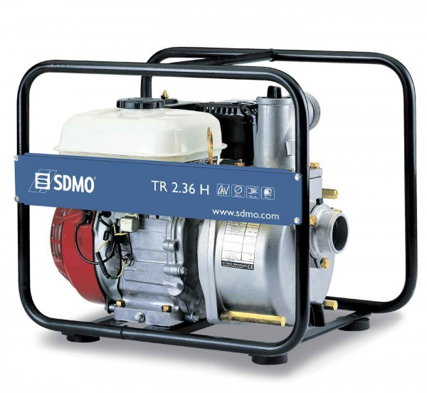 Motorwasserpumpe TR 2.36 H