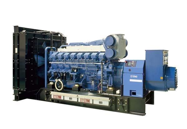 Stromerzeuger SDMO T1900