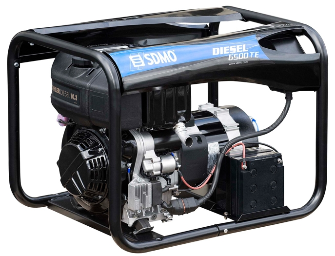SDMO Portable Power Diesel 6500TE XL C