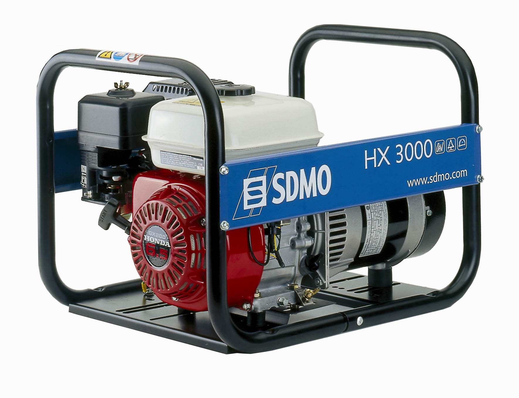 SDMO Portable Power HX3000
