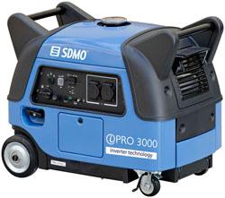 SDMO Inverter Pro 3000E