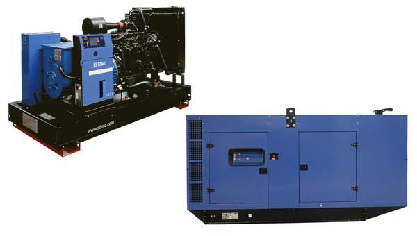 SDMO Power Products J275K