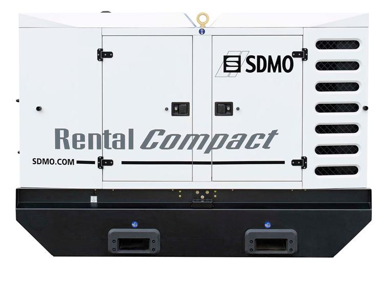 SDMO Rental Power Compact R110C3